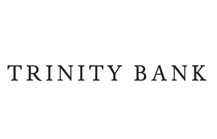 Logo nové banky Trinity Bank, zdroj: Trinity Bank