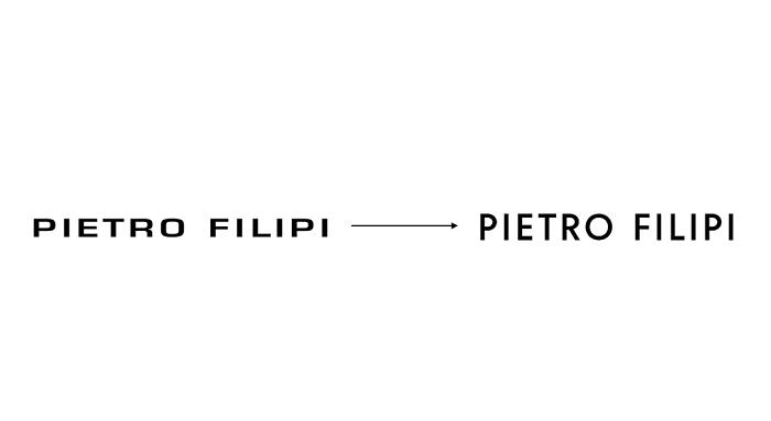 """Nové logo """"zeštíhlelo"""", zdroj: Pietro Filipi"""
