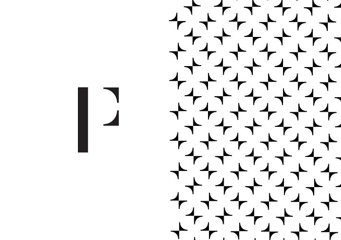 S částí symbolu lze nadále pracovat formou rasterua aplikovat ho třeba na balicí papír, zdroj: Pietro Filipi.