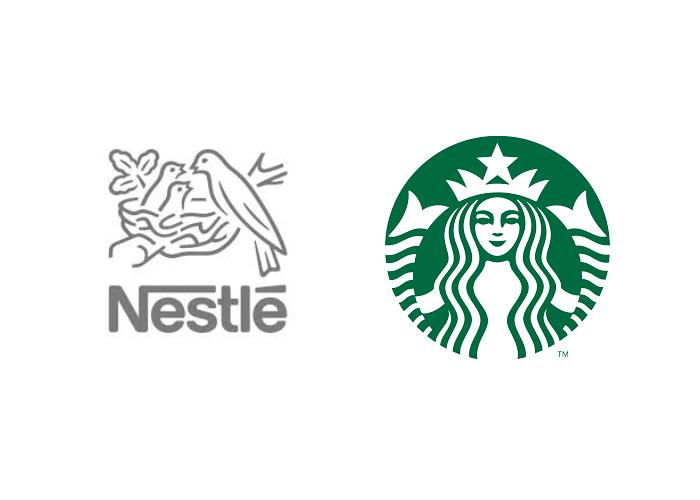 Zdroj: Nestlé, Starbucks
