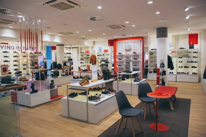 Baťa otevírá prodejnu v novém konceptu na pražském Andělu, zdroj: Baťa
