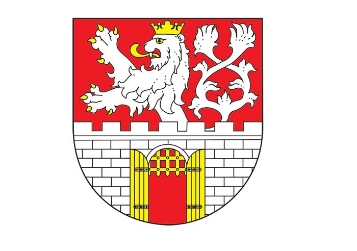 Heraldický znak městu Litoměřice přestává pro prezentaci stačit.