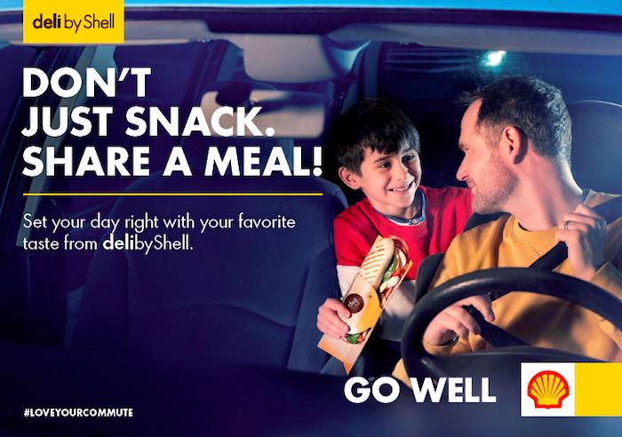Z nové regionální kampaně společnosti Shell, zdroj: VCCP
