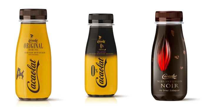 Pro začátek přinese Al-Namura tři varianty Cacaolat, zdroj: Cacaolat.
