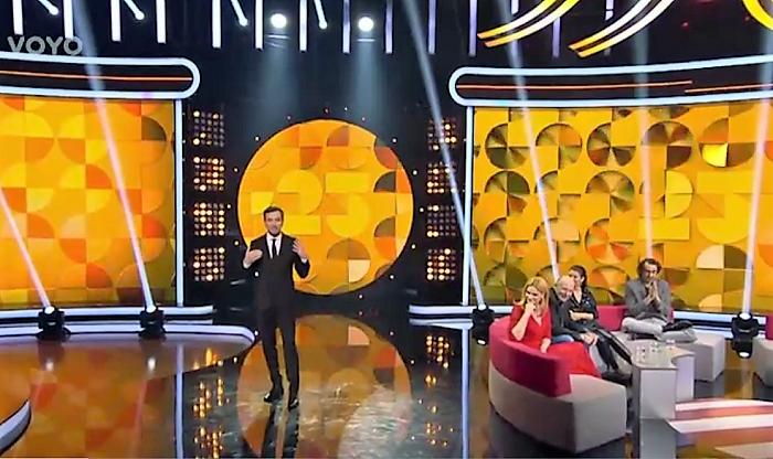 25 let TV Nova - Všechno nejlepší, zdroj: repro TV Nova
