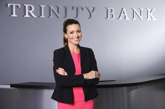 Eva Čerešňáková, zdroj: Trinity Bank