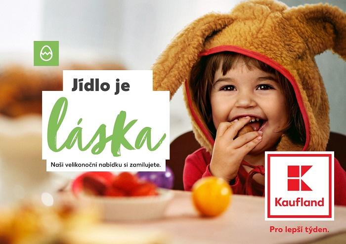 Z nové kampaně řetězce Kaufland, zdroj: Kaufland