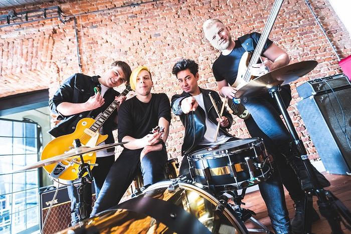 Fidorka se v nové kampani spojuje s hudební skupinou Mirai, zdroj: Mondelēz.