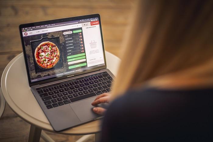 Objednat si však mohou i přes webovou stránku, zdroj: 360pizza.