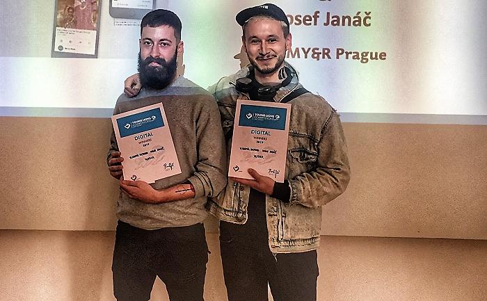 Vladimír Zikmund a Josef Janáč, foto: Lionhearted
