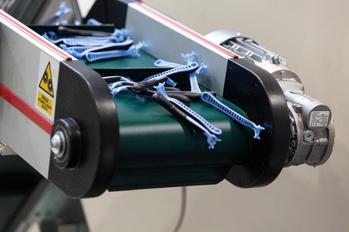 K výrobě se využívá automatické tvarování ve formách, foto: P&G.