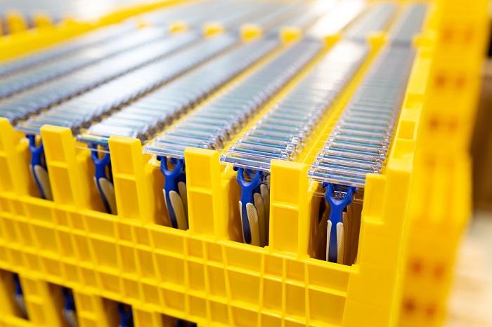 V Lodzi se vyrábí široké spektrum produktů, pro muže i ženy, foto: P&G.