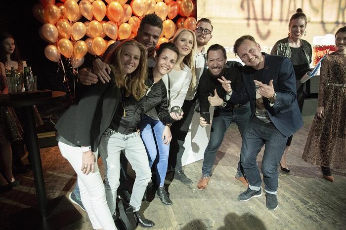 Agentura WMC/Grey si na pódium pro Louskáčka došla celkem devětkrát, z toho šestkrát s Kofolou, foto: Zuzka Bönisch.