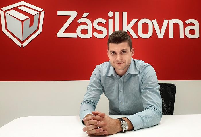 Milan Šmíd, nový marketingový ředitel skupiny Packeta, majitele Zásilkovny, foto: Packeta