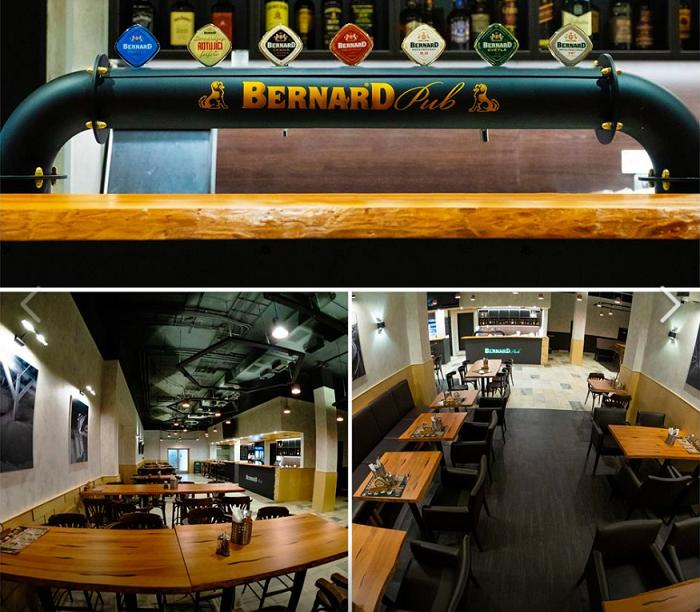 Bernard Pub, zdroj: FB Bernard
