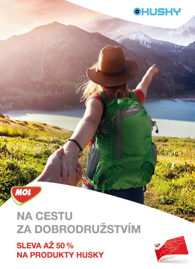Klíčový vizuál k nové věrnostní kampani společnosti MOL, zdroj: MOL ČR