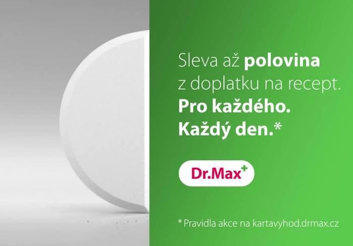 Zdroj: FB Dr.Max Lékárna