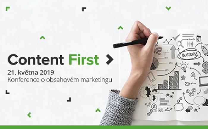 Content First 2019, Zdroj: Internet Info