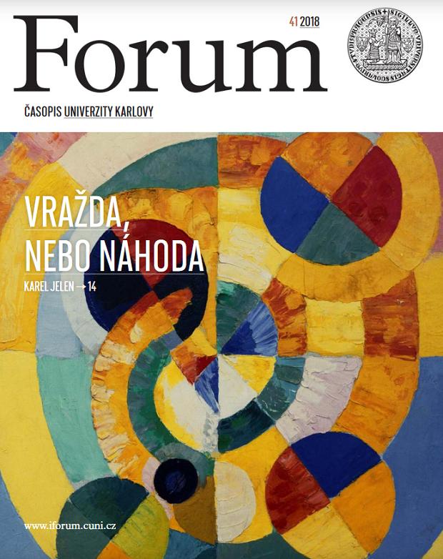 Nejlepším G2C časopisem se stal titul Forum Univerzity Karlovy, zdroj: UK.