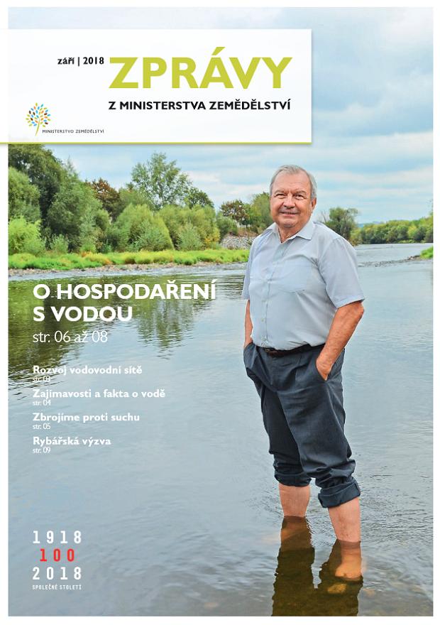 Nejlepším newsletterem se stal počin Ministerstva zemědělství, zdroj: MZe.