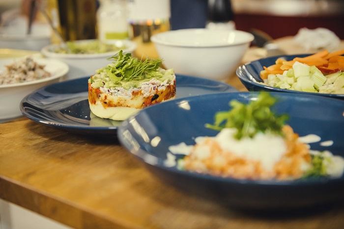 Cílem bylo přinést inspiraci při vaření, a omezit tak plýtvání jídlem, zdroj: Unilever.