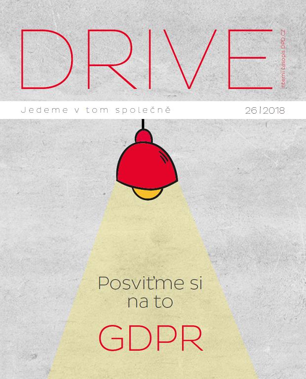 Nejlepším B2E časopisem se stal titul Drive společnosti DPD CZ, zdroj: DPD CZ.