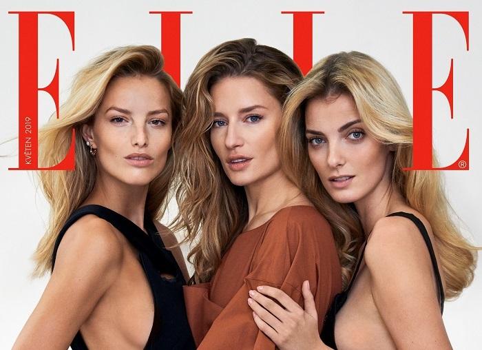Magazín Elle si připomíná 25. výročí na českém trhu