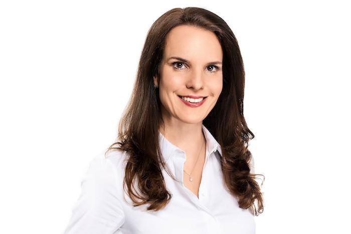 Lucie Brunclíková, zdroj: Banka Creditas