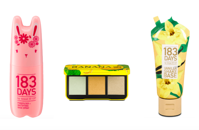 Privátní značka dekorativní kosmetiky 183 Days by trend It Up, zdroj: Dm drogerie markt