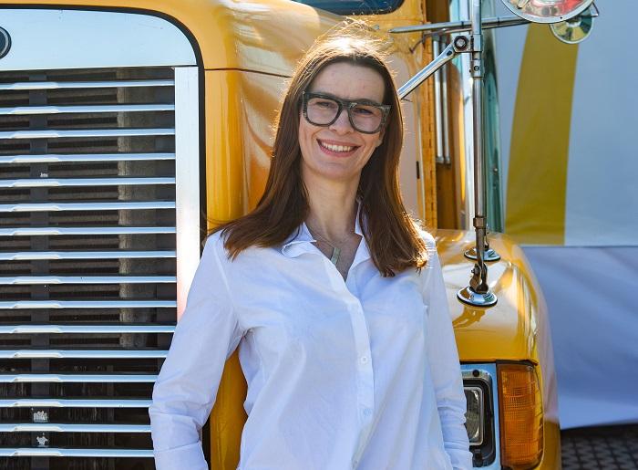 Zuzana Svobodová, ředitelka PR a komunikace McDonald's, zdroj: McDonald's