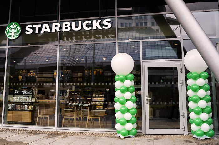 Starbucks vstupuje do Pardubického kraje, Pardubice jsou osmým městem, kde má firma pobočku. Zdroj: Starbucks