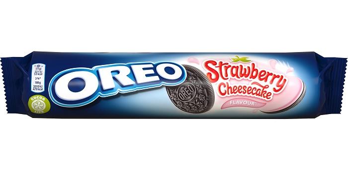 Cílem kampaně je představit novinku Oreo Strawberry Cheesecake, zdroj: Mondelēz.