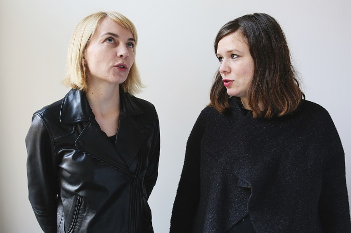 Zuzana Fuksová a Ivana Veselková, foto: Barbora Linková, Český rozhlas