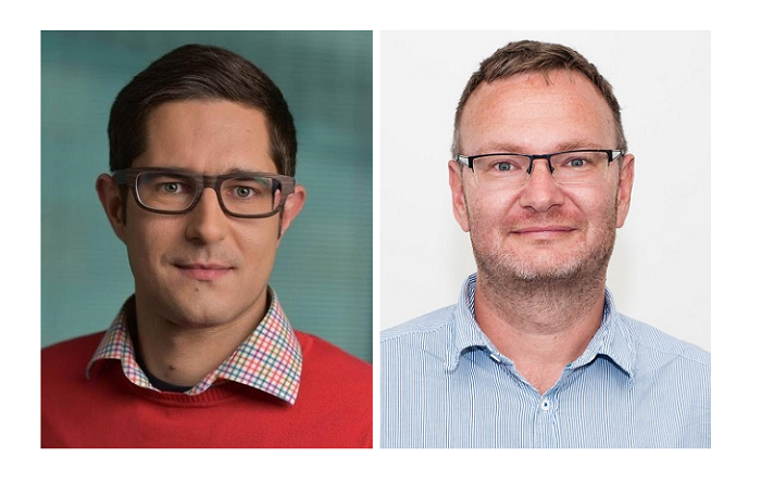 Martin Vlnas, Petr Kučera, foto: Partners media