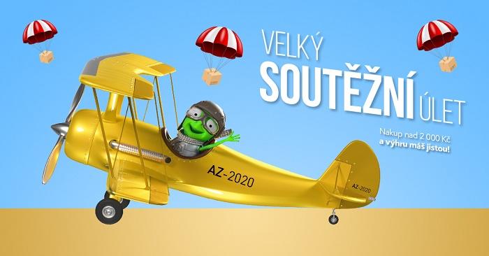 Klíčový vizuál k letní kampani Alza.cz, zdroj: Alza.cz