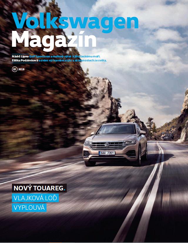 Volkswagen Magazín