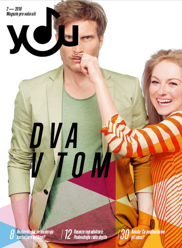 Časopis You – Magazín pro vaše uši společnosti Active Radio
