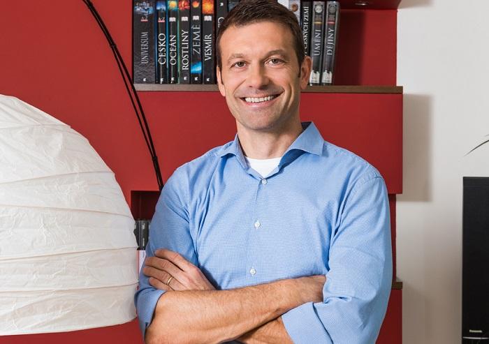 Tomáš Tkačík, foto: Business Media CZ