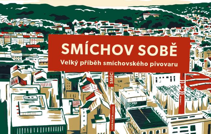 Staropramen vydává knihu Smíchov sobě, zdroj: Repro Vimeo Yinachi.