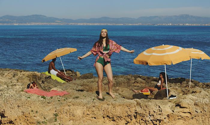 Z letní kampaně e-shopu Zalando, foto: Laura Coulson