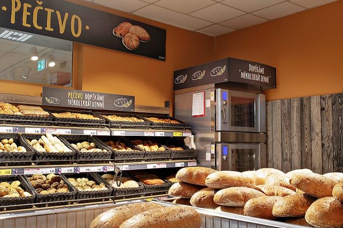 Penny spolupracuje s více než 40 lokálními pekaři. Zdroj: Penny Market