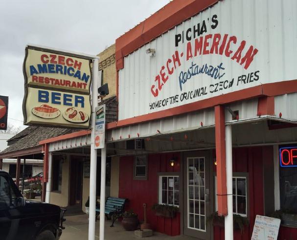 Picha's Czech-American Restaurant – West, zdroj: MZe