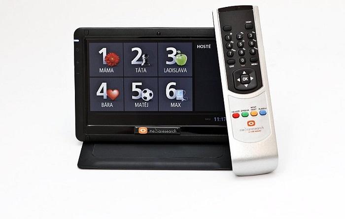 Zařízení pro elektronické měření TV sledovanosti, foto: Nielsen Admosphere