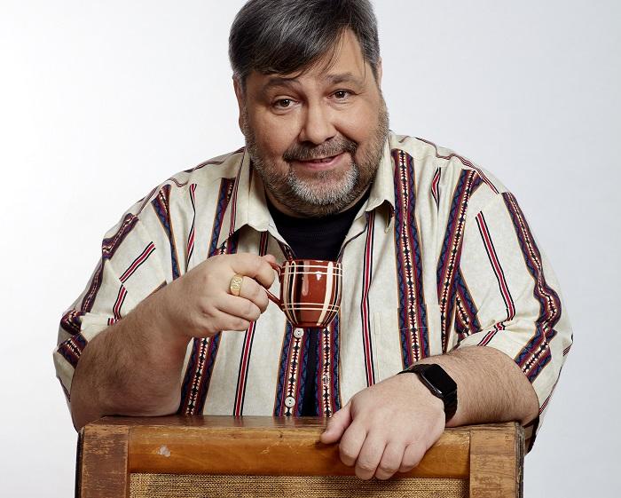 Luboš Xaver Veselý, foto: Český rozhlas