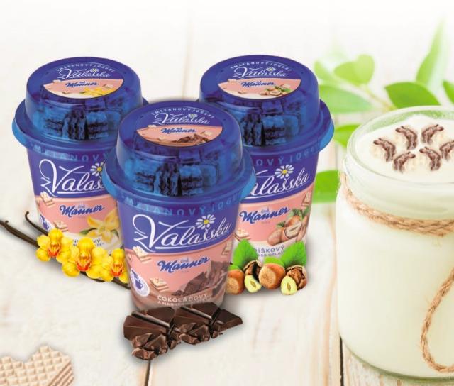 Tříletá spolupráce s Mlékárnou Valašské Meziříčí je završena trojicí jogurtů, zdroj: Josef Manner.