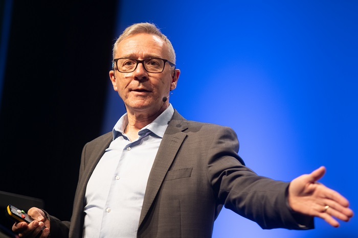 Les Binet, foto: Blue Events