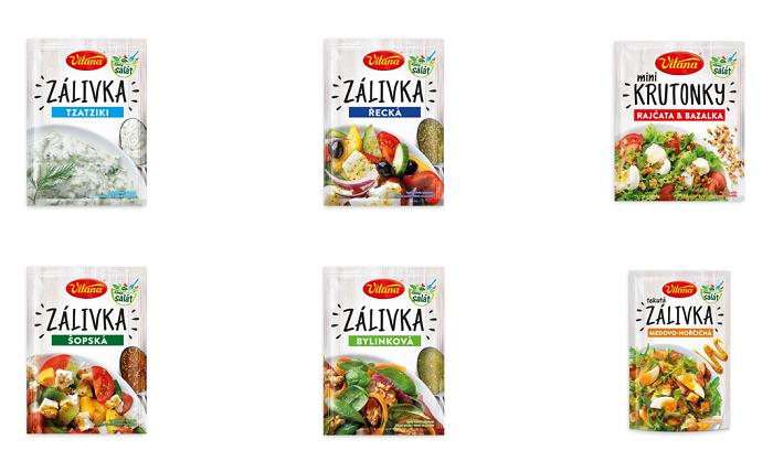 Paní Gorilová je tváří salátového konceptu Dáme salát, zdroj: Orkla Foods.