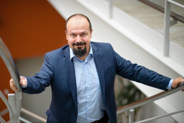 Václav Pavelka byl oceněn za svůj přínos oboru, zdroj: APRA