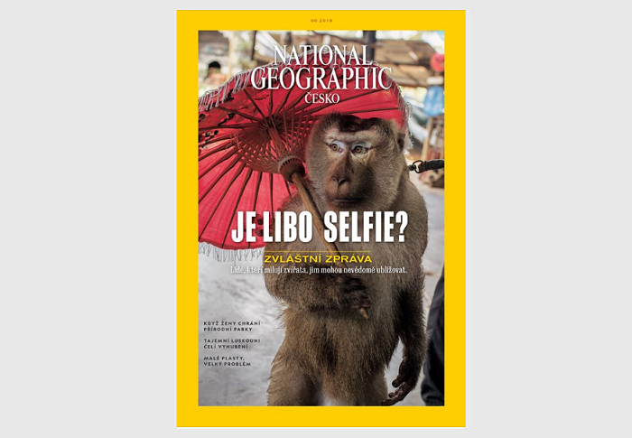 National Geographic Česko