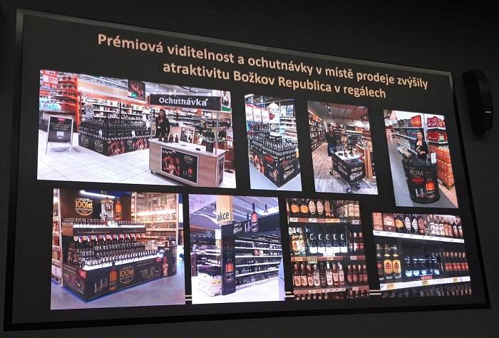 Republica byla prezentována jako prémiový rum, ovšem za nižší cenu. Foto: MediaGuru.cz